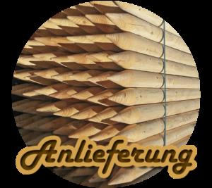 Anlieferungen - Holzhandel Grottewitz