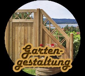 Gartengestaltung - Holzhandel Grottewitz